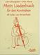 Mein Liederbuch Fuer den Kontrabass