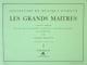 Les Grands Maitres 1 - Die Grossen Meister