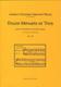 12 Menuets Et Trios Op 79