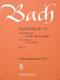 Kantate 77 Du Sollst Gott Deinen Herren Lieben BWV 77