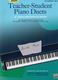 Easy Teacher Student Piano Duets 3