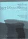 Jazz Missa Brevis, STIMMEN