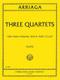3 Quartette