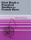 First Book Of Practical Studies 1