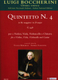 Quintett 4 D - Dur G 448
