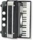 Magnet Akkordeon Ca. 5cm
