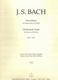 Ouverture (Orchestersuite) H - Moll BWV 1067