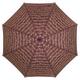 Regenschirm Notenzeilen Bordeaux