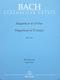 Magnificat D - Dur BWV 243