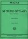 Etudes Speciales 1 Op 36