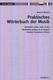 Praktisches Woerterbuch Der Musik
