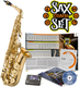 Jupiter AS 700 Q SCS SAX COACH SET