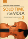 Solo Time For Viola 2