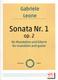 Sonate Op 2/1