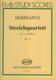 Streichquartett 3 A - Moll Op 33