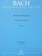 Matthaeus Passion BWV 244