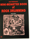 Mini Monster Book Of Rock Drumming