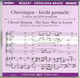 Missa C - Dur KV 317 (Kroenungsmesse)