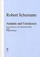 Andante + Variationen Op 46