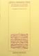 Schemelli Gesangbuch BWV 439-507