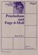 Praeludium + Fuge D - Moll Op 16/3