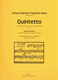 Quintetto Op. 21