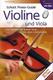 Schott Praxis Guide Violine und Viola
