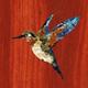 Jockomo HUMMING BIRD II