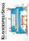 Klavierspiel + Spass Fuer Kinder Eltern Und Grosseltern 2