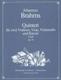 Quintett F - Moll Op 34