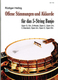 Offene Stimmungen für das 5- String Banjo