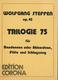 Trilogie 75 Op 43