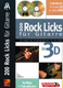 200 Rock Licks Fuer Gitarre In