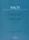Concerto 4 A - Dur BWV 1055