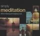 Simply Meditation (3cd Tin)