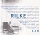 Rilke Projekt I - Iv
