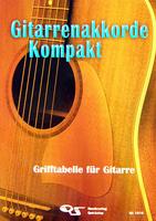 Gitarrenakkorde Kompakt