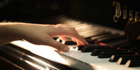 Gutschein Klavier