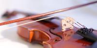 Gutschein Violine