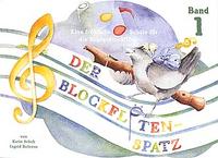 Der Blockfloetenspatz 1