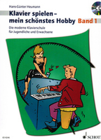 Klavierspielen Mein Schoenstes Hobby 1