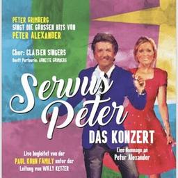 Servus Peter - das Konzert - Live Hommage mit der Paul Kuhn Family