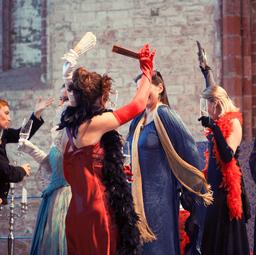 Die lustige Witwe – Operette von Franz Lehár