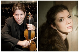 Konzert für Violine und Klavier - Denis Goldfeld & Sofia Gülbadamova