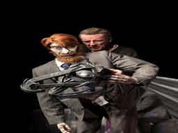 Michael Kohlhaas - Figurentheater mit der Bühne Cipolla