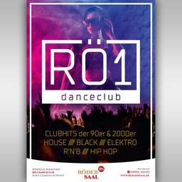 RöderSaal #rö1 Clubparty mit DJ Rico (DD)