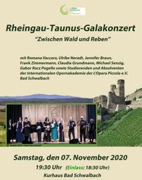 Zwischen Wald und Reben - Rheingau-Taunus-Galakonzert