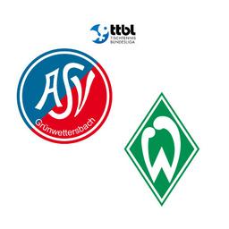 ASV Grünwettersbach - SV Werder Bremen