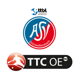ASV Grünwettersbach - TTC OE Bad Homburg