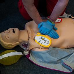 Erste Hilfe Ausbildung - Deutsches Rotes Kreuz
